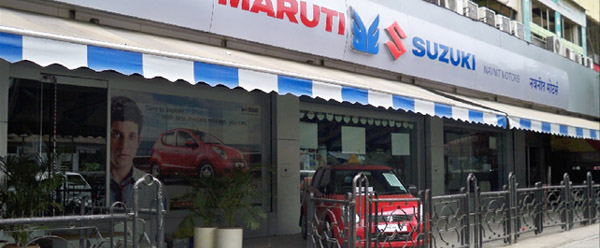 Automobiles Dealers Showroom In Thane Cars Bikes Two Wheelers